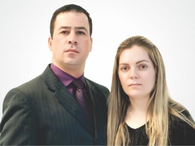 Ev. Cristiano Sanford e Michelle Sanford