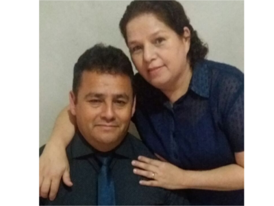 Ev. José Silvério e Marta