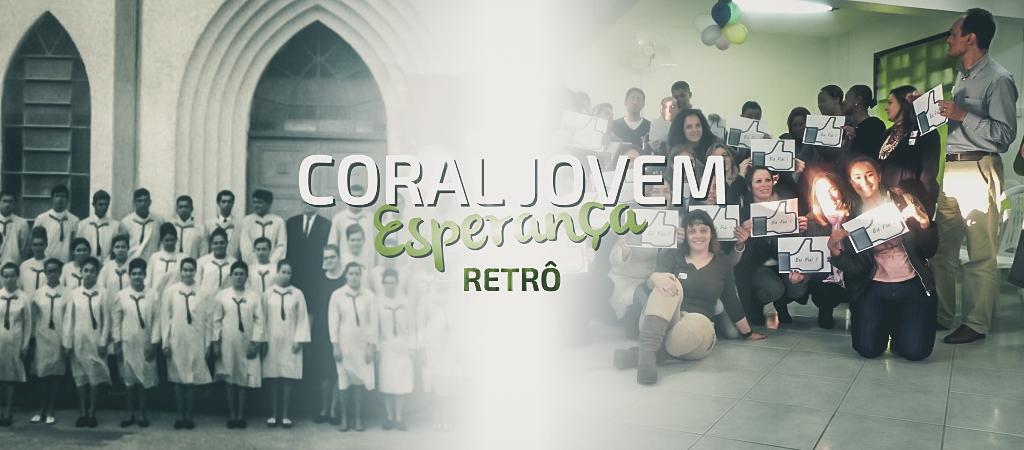 Em Janeiro, Coral Esperança Retrô