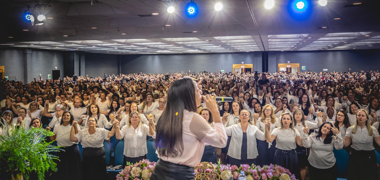 União das Mulheres da AD Floripa celebra 46 anos